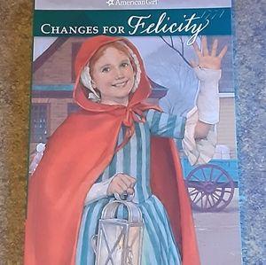 "American Girl ""Changes For Felicity"" Children's So"